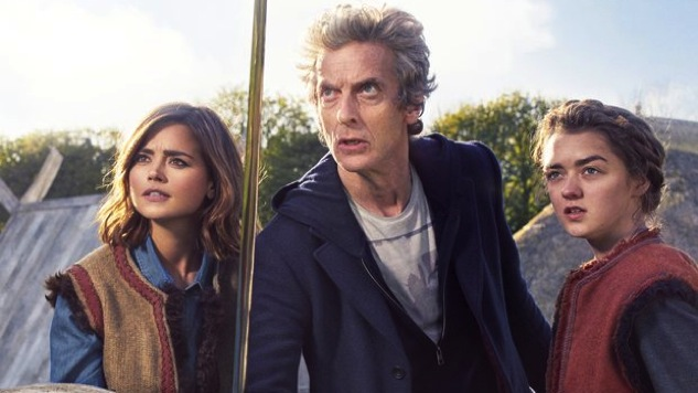 <i>Doctor Who</i> Review: &#8220;The Girl Who Died&#8221;