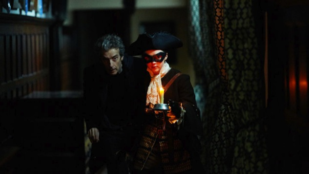 <i>Doctor Who</i> Review: &#8220;The Woman Who Lived&#8221;