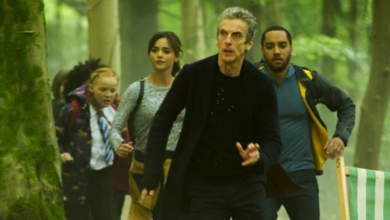 <i>Doctor Who</i> Review: &#8220;In the Forest of the Night&#8221;