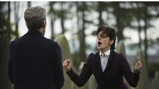 <i>Doctor Who</i> Review: &#8220;Death in Heaven&#8221;