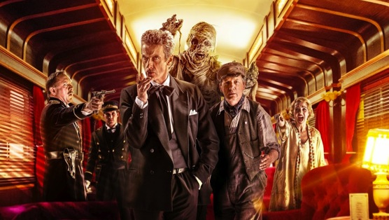 <i>Doctor Who</i> Review: &#8220;Mummy on the Orient Express&#8221;