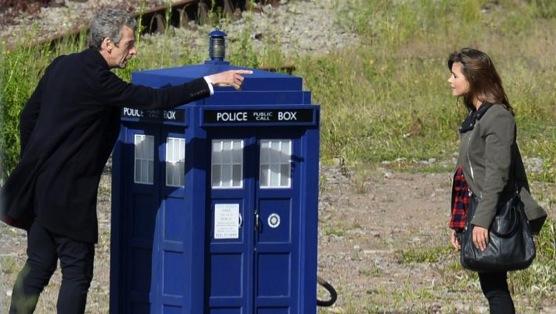 <i>Doctor Who</i> Review: &#8220;Flatline&#8221;