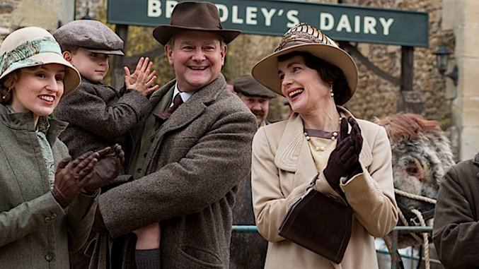 "<i>Downton Abbey</i> Review: ""Series Six, Episode Two"""