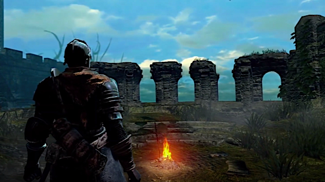 <i>Dark Souls: Remastered</i> Is out Early via Steam