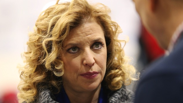 Debbie Wasserman Schultz Doesn't Know What a Grassroots Party Is