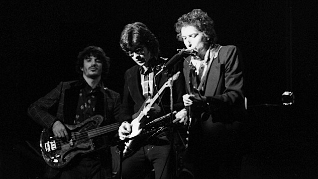 Listen: Bob Dylan and The Band Return to the Stage Together in 1974