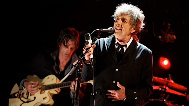 "Bob Dylan Covers Tom Petty's ""Learning to Fly"": Watch"