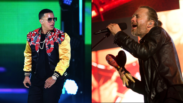 """Daddy Yankee Wanted That Radiohead Cover of """"Gasolina"""" As Badly as We Did"""