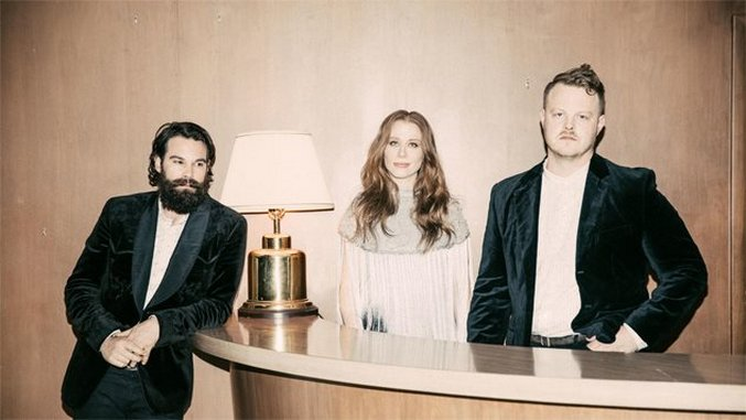 """Daily Dose: The Lone Bellow, """"Time's Always Leaving"""""""