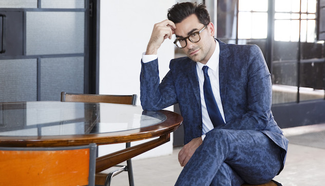 "<i>Schitt's Creek</i>'s Daniel Levy on Sex, Money and Being Raised by Comedy Royalty: ""A Blessing and a Curse"""