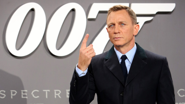 <I>Bond 25</I> Filming Suspended Following Daniel Craig's On-Set Injury
