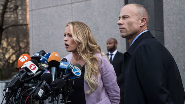 Whistleblower: Emails Show Police Lied About Stormy Daniels Strip Club Arrest