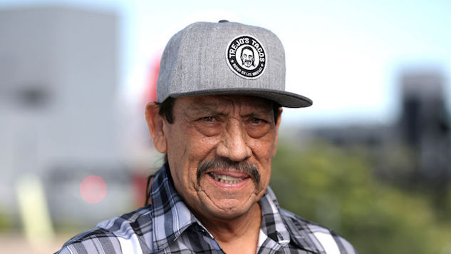 <i>Machete</i> Actor Danny Trejo Saves a Child from a Car Crash Like a Boss