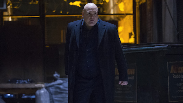 <i>Daredevil</i> Season Three to Have New Showrunner, More Vincent D'Onofrio