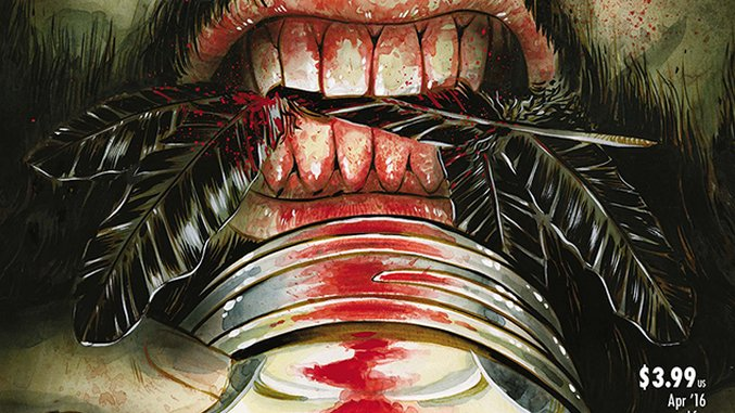 Shawn Aldridge and Scott Godlewski Unveil Backwoods Terror in <i>The Dark & Bloody</i>