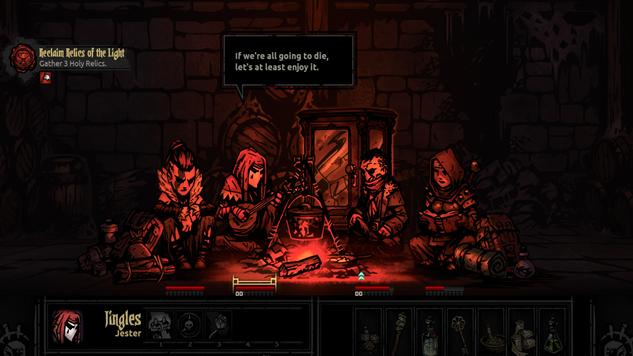 <i>Darkest Dungeon</i> Developer Fixing Bug That Makes DLC Unbeatable