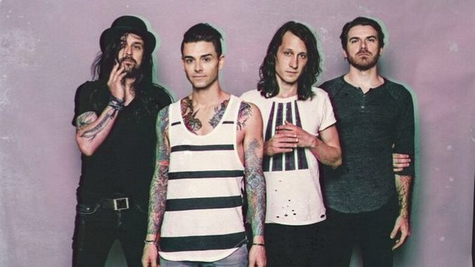 Streaming Live from <i>Paste</i> Today: Dashboard Confessional