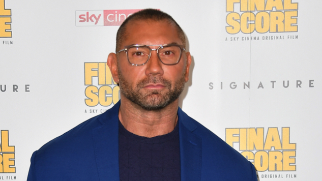 Dave Bautista Reunites with Denis Villeneuve for <i>Dune</i>