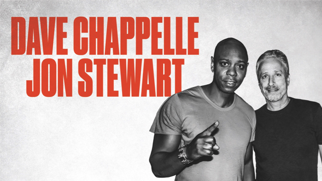 Dave Chappelle and Jon Stewart Announce Joint Stand-up Tour