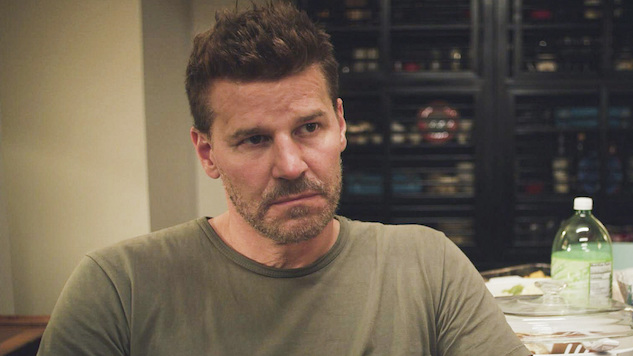 Why David Boreanaz Is the Most Consistent TV Actor of the Last 20 Years