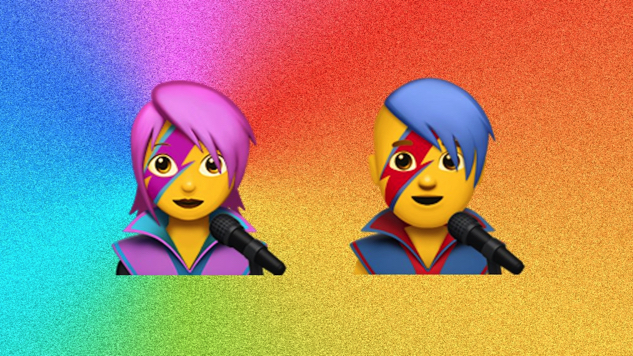 Apple Adds David Bowie Emojis in Latest iOS Update