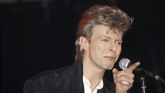 Listen to David Bowie Perform with Peter Frampton at Olympic Stadium on This Day in 1987