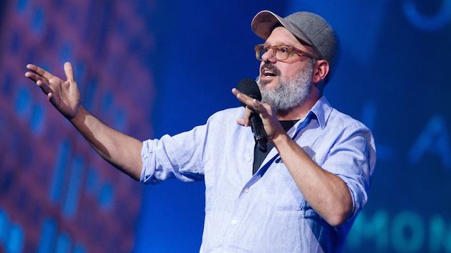"David Cross Announces North American Stand-Up Tour, ""Oh Come On"""