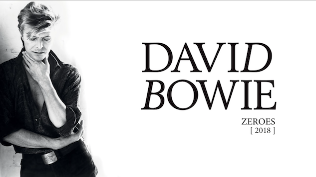 """Listen to a Revised Cut of David Bowie's """"Zeroes"""""""