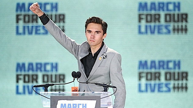 Republican Mayor Learns a Hard Lesson: Don't Mess With David Hogg