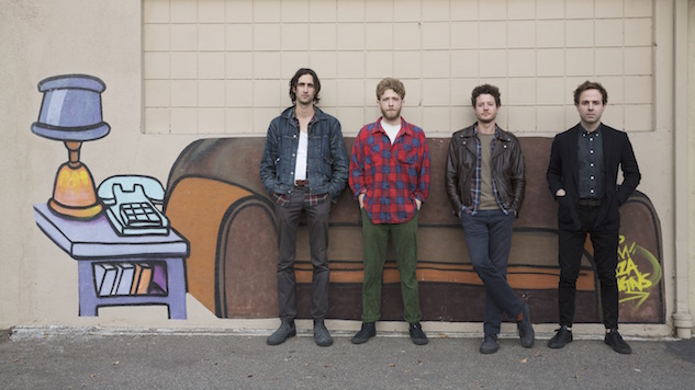 Dawes Announce Their Sixth Album, <i>Passwords</i>, Due out in June