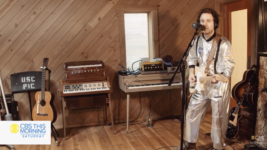 Watch Dawes Perform on <I>CBS This Morning</I>