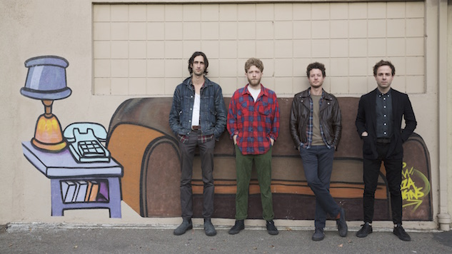"Exclusive: Dawes Launch <i>Passwords</i> Site, Share New Single ""Never Gonna Say Goodbye"""