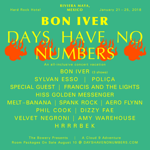 Days Have No Numbers Poster.png