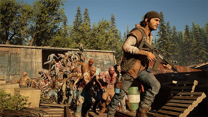 <i>Days Gone</i> Will Indeed be at This Year's E3 Expo