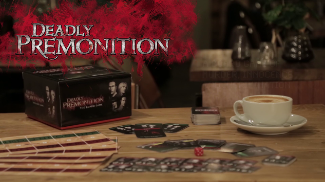 The <i>Deadly Premonition</i> Board Game Crushed Its Kickstarter Goal, Will Be A Thing
