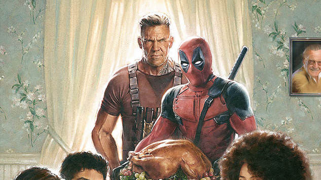 <i>Deadpool</i> Will Stay R-Rated Under Disney