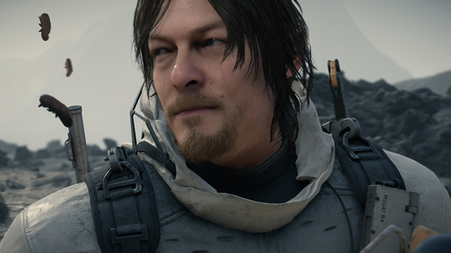 Troy Baker, Emily O'Brien Join Cast of Hideo Kojima's <i>Death Stranding</i>