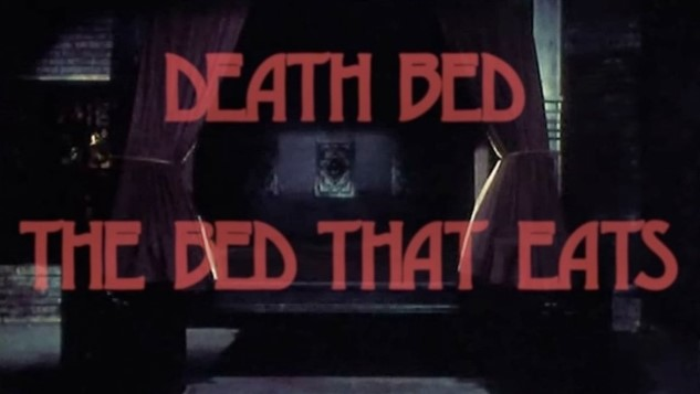 Bad Movie Diaries: <i>Death Bed: The Bed That Eats</i> (1977)