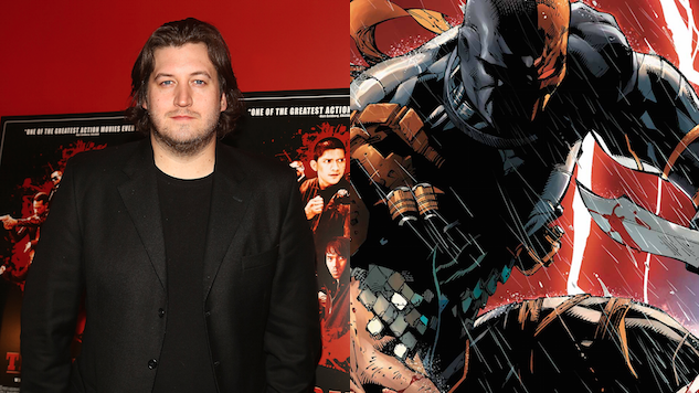 <i>The Raid</i>'s Gareth Evans in Negotiations to Direct a Deathstroke Movie