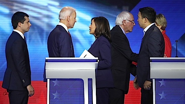 A Complete List of Everyone Who Lost the Democratic Debate