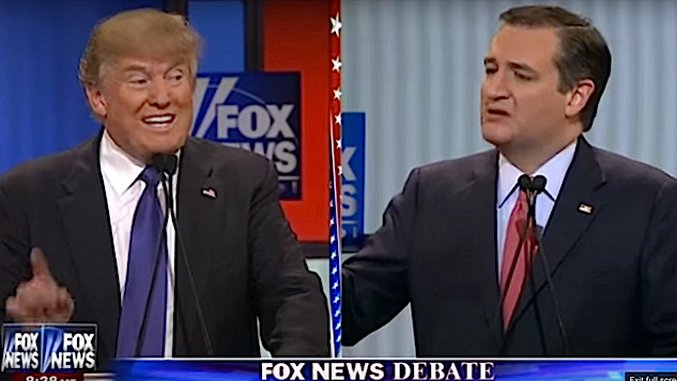 Boogers, Penises, and Yoga: Your Substance-Free GOP Debate Highlights