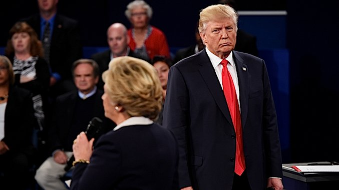 The Curse of Interesting Times: A Second Debate Recap