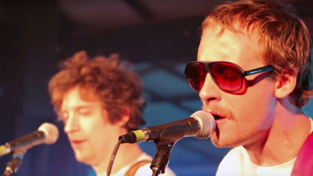 Watch Deer Tick Perform Tracks from <i>Divine Providence</i> on This Day in 2011