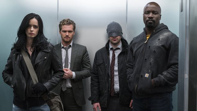 Comic-Con: 3 Pieces of Good News from <i>Marvel's The Defenders</i> Panel