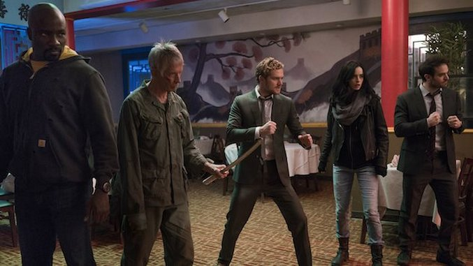 Netflix's <i>The Defenders</i> Is for Fans Only, and That's Its Biggest Problem