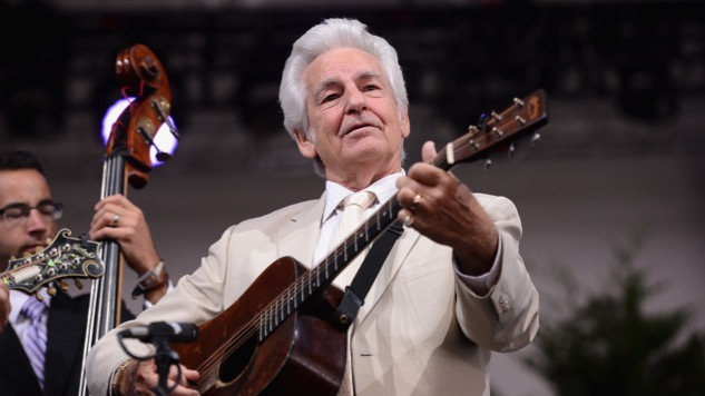 Del McCoury's Delfest Expands the Borders of String-Band Music