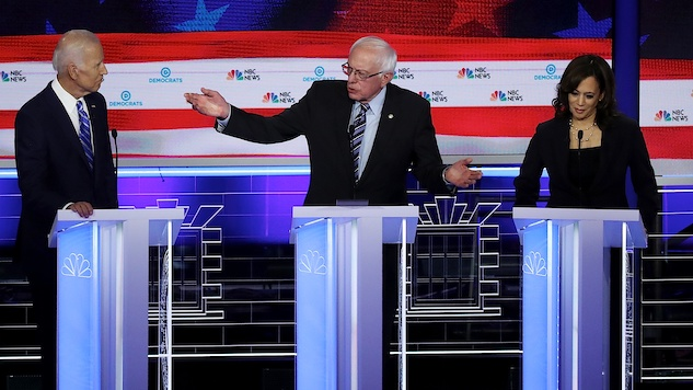 The Lineups for the Second Round of the Democratic Primary Debates Have Been Released