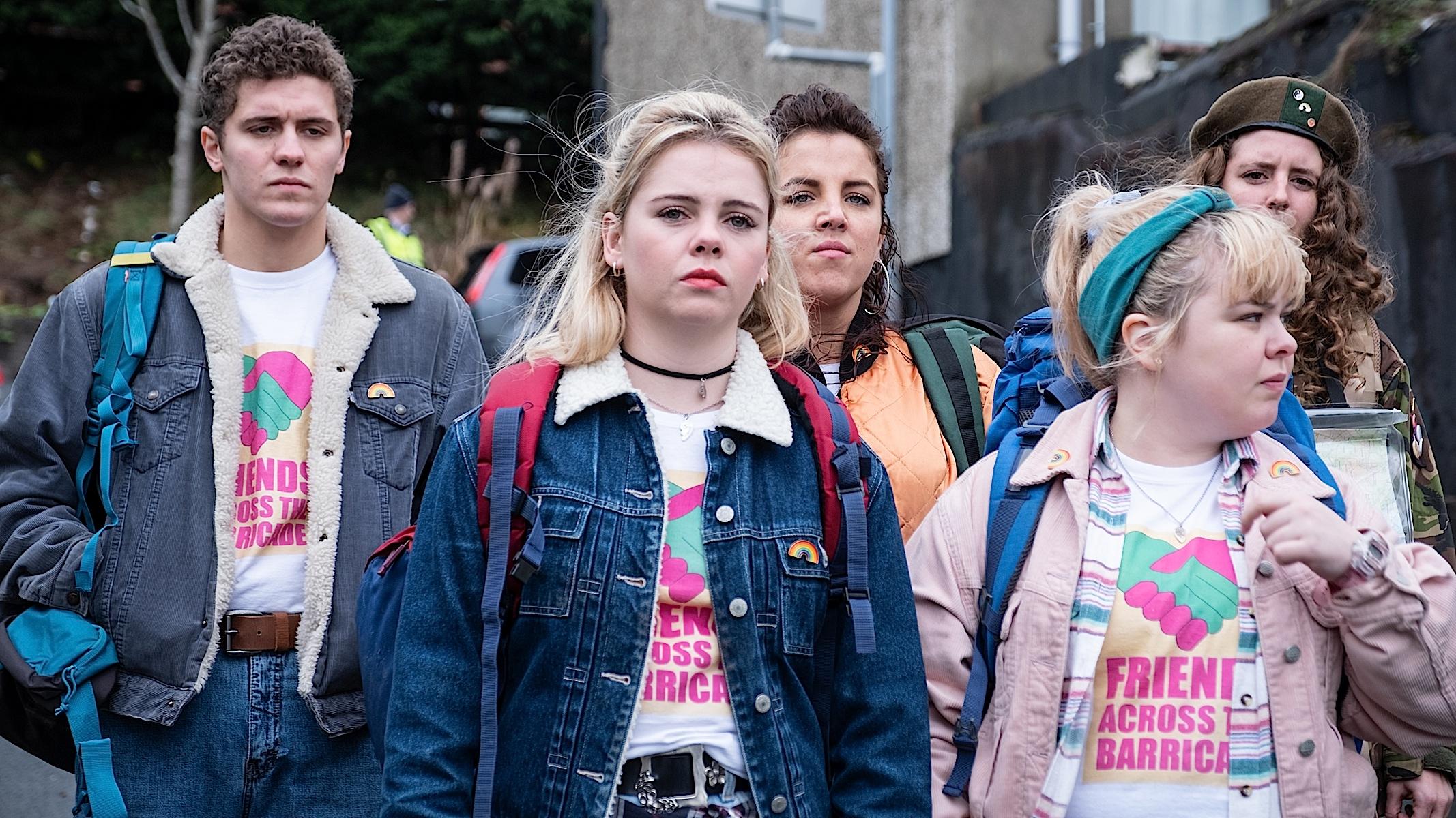 Netflix's <i>Derry Girls</i> Is a Hidden Gem, Even with a Wavering Second Season