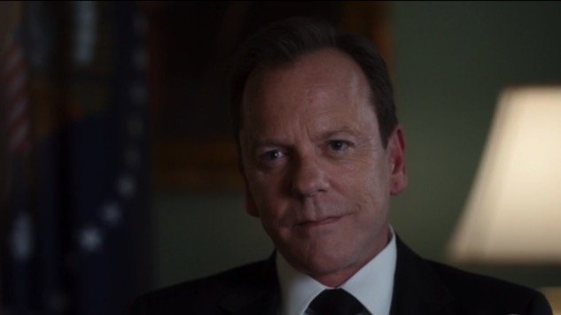 <i>Designated Survivor</i> Stands Apart from those Soapy Dramas Dominating TV