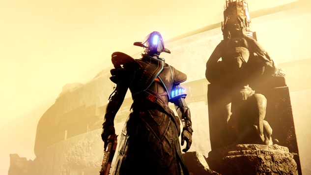 New <i>Destiny</i> Expansion <i>Shadowkeep</i> Leaks Days Before Announcement